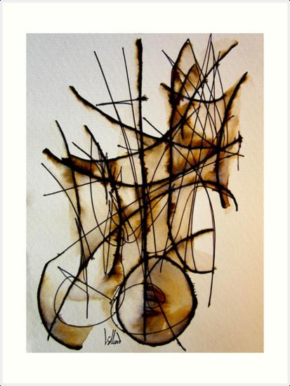 MASTS SERIES. No. 5 by Valliard