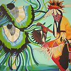 Native Dancers by Jamie Winter-Schira