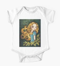 Alice T-shirt (w/background) Kids Clothes