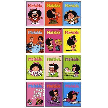 Mafalda poster by GSunrise