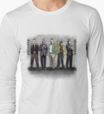 Breaking Bad/ The Usual Suspects (colour) Long Sleeve T-Shirt
