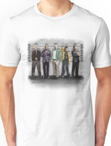 Breaking Bad/ The Usual Suspects (colour) Unisex T-Shirt