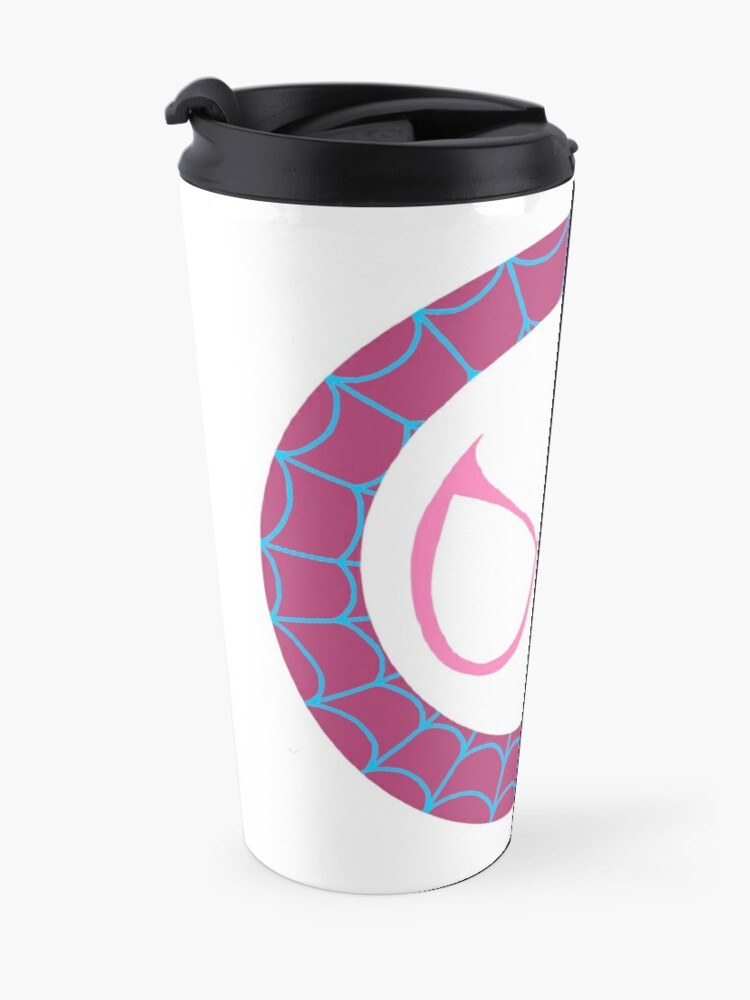 Alternate view of Spider-Gwen Travel Mug