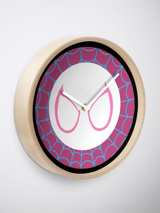 Alternate view of Spider-Gwen Clock
