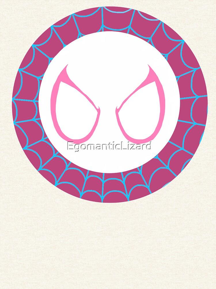 Spider-Gwen by EgomanticLizard