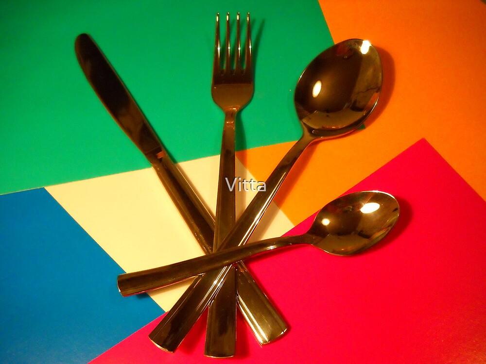 Dinner. by Vitta