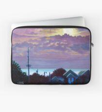 'Sunset over Pamlico Sound' Laptop Sleeve