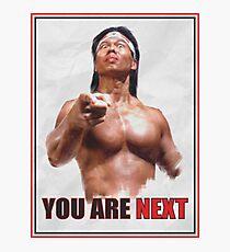 Chong Li - You are NEXT! Photographic Print