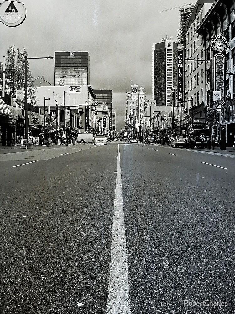 Street Walking by RobertCharles
