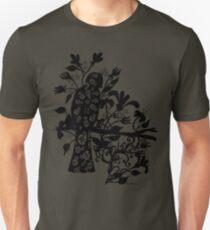 queen black bird  Unisex T-Shirt