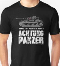 ACHTUNG PANZER - PANZER IV T-Shirt