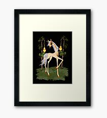 Fantasy Unicorn Framed Print