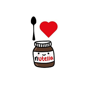I Love Nutella by activeyou