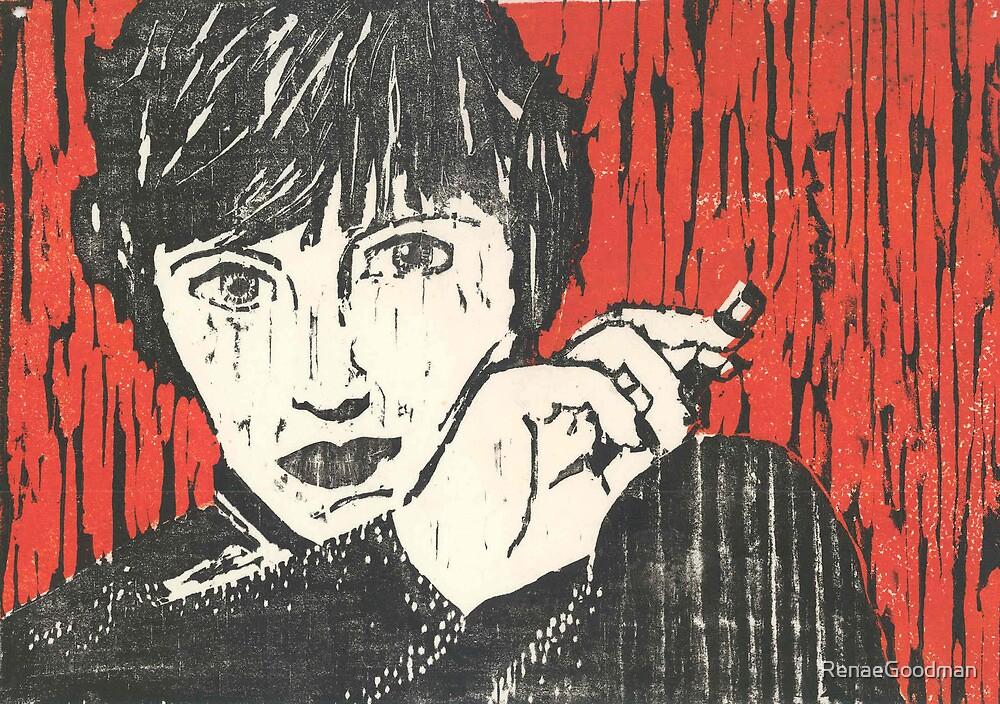 La Dona Que Fuma by RenaeGoodman