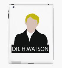Doctor John Hamish Watson iPad Case/Skin