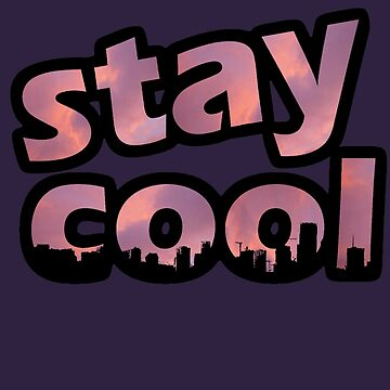 Stay Cool by CryogenicNixon
