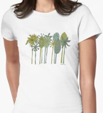 meadow Women's Fitted T-Shirt