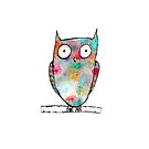 Owl by sparklehen