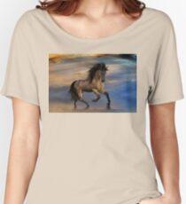 Cosmic .. Wild Stallion Women's Relaxed Fit T-Shirt
