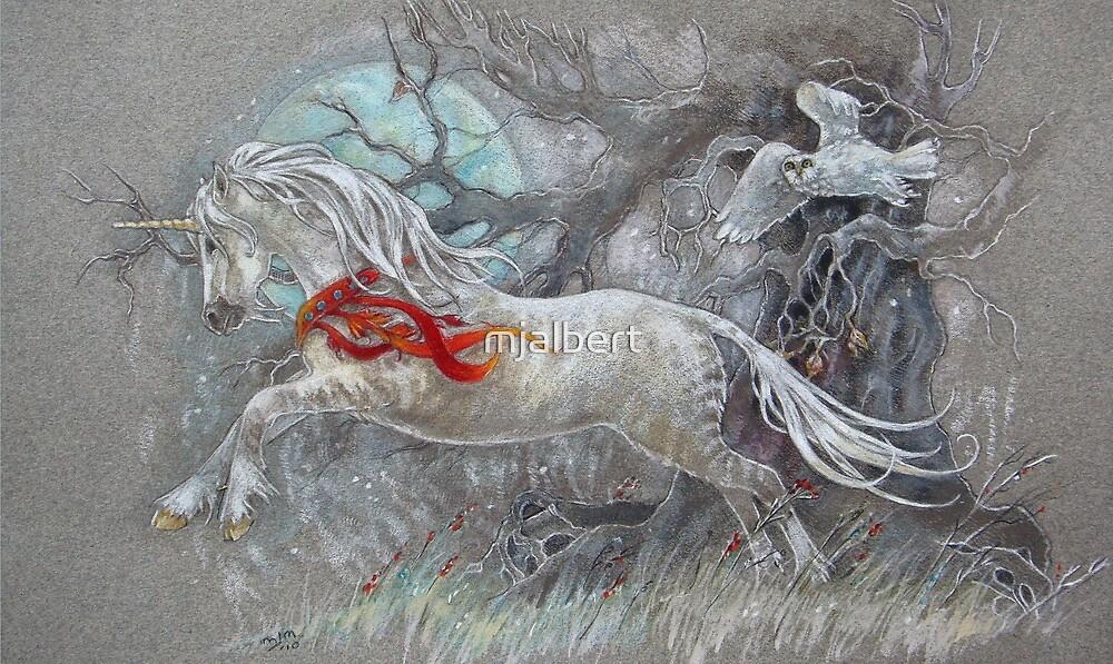 Unicorn by mjalbert