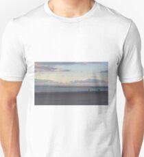 Almost Empty Beach  Unisex T-Shirt