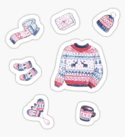 Winter Pack Sticker