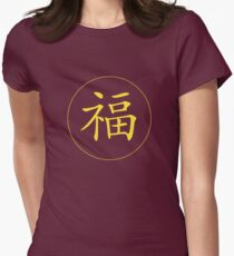Fortune Women's Fitted T-Shirt