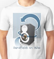 Sandfields on Wax T-Shirt Unisex T-Shirt