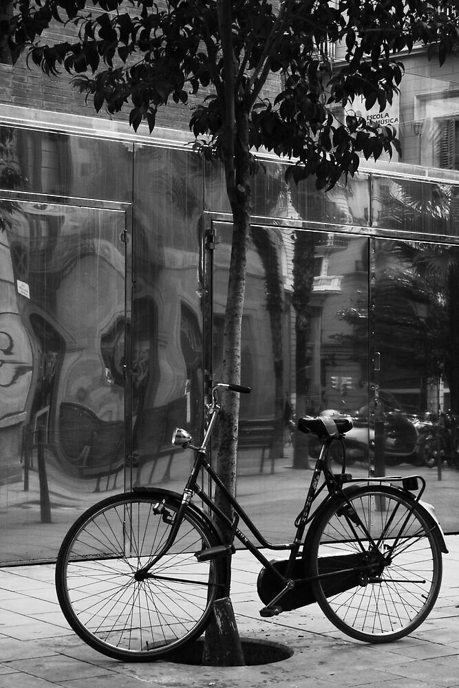 Bicicleta (I guess I do speak Spanish) by Francisco Vasconcellos