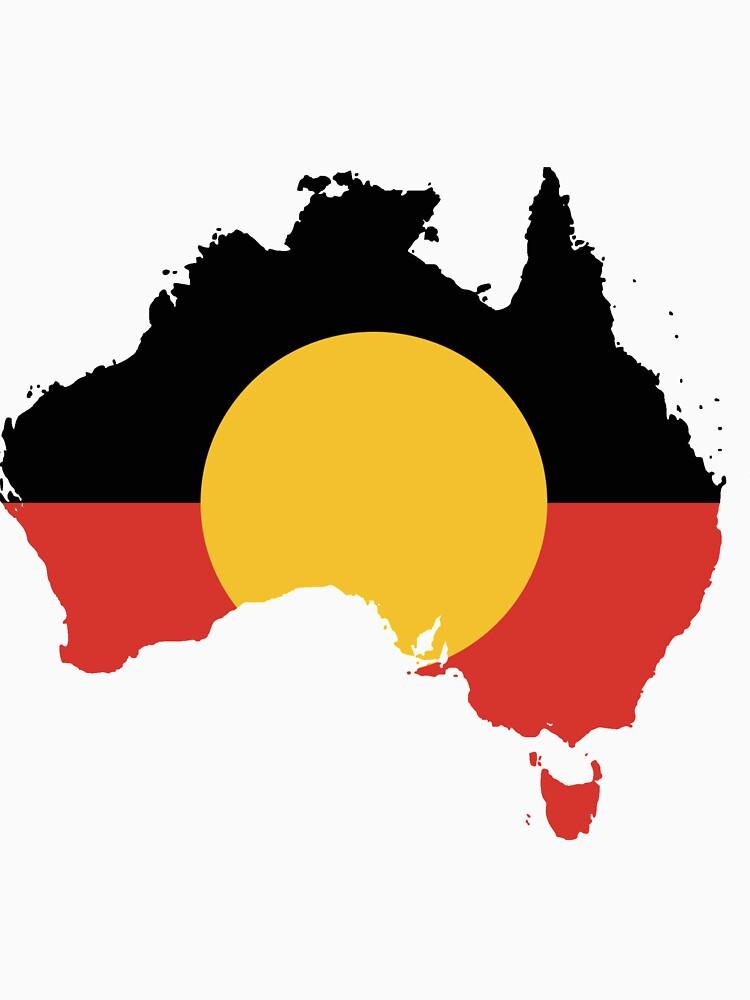 Aboriginal Flag by Taz-Clothing