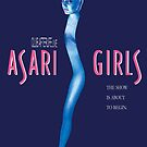 Asari Girls by jjlockhART