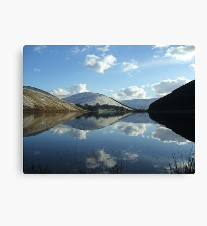 loch of the lowes Canvas Print