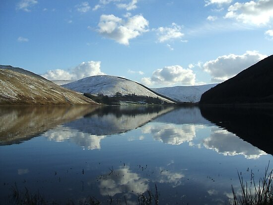 loch of the lowes by dinghysailor1