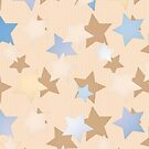 Pastel Stars by SpiceTree
