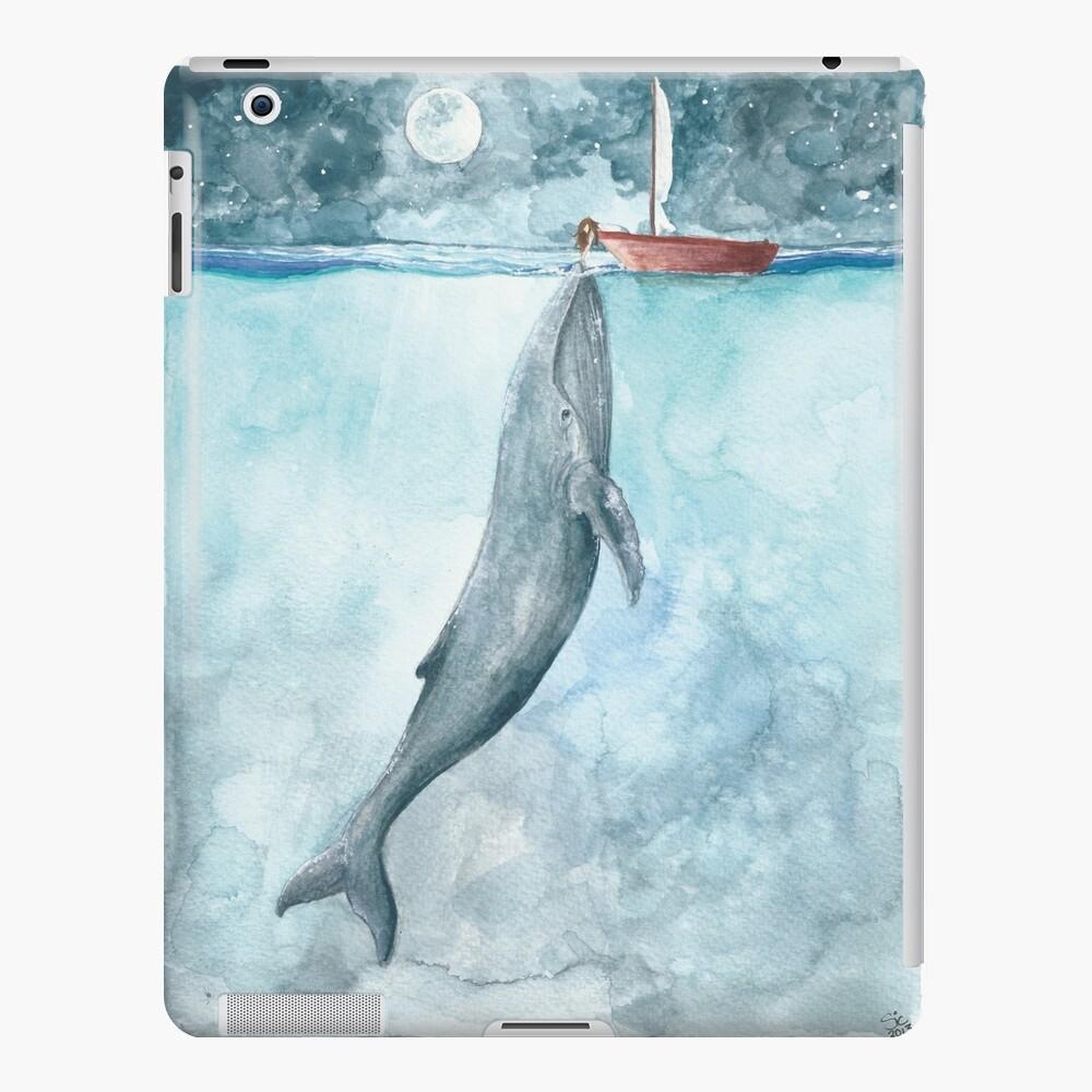 Corazón del mar Funda y vinilo para iPad