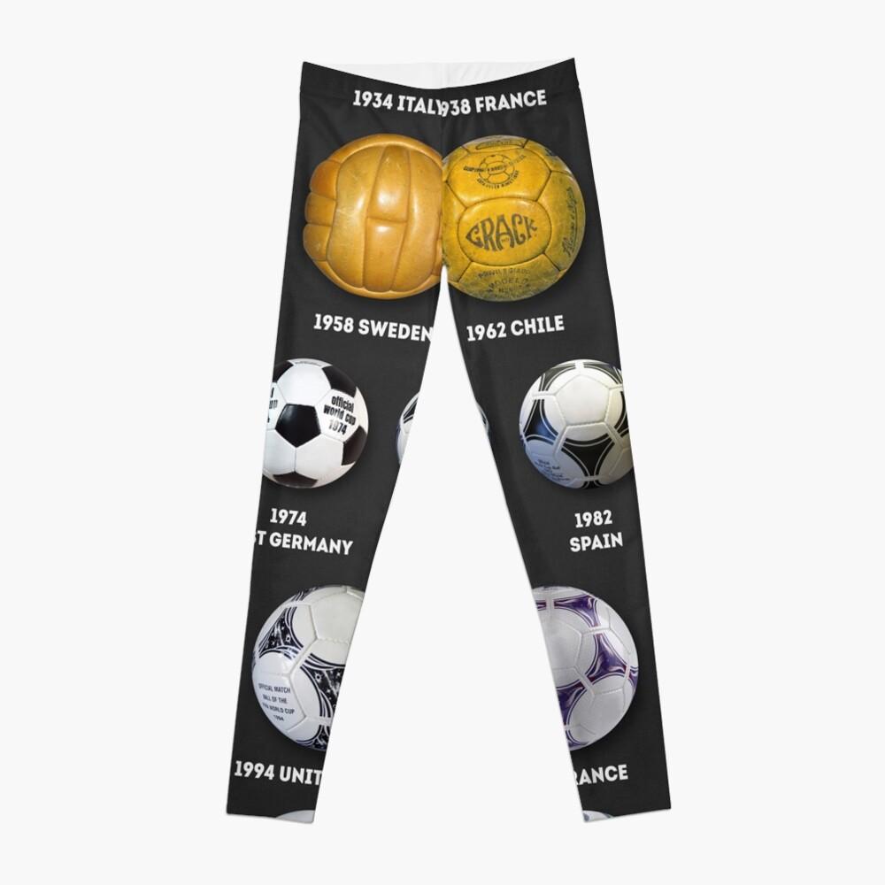 Die WM-Bälle Leggings