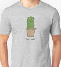 Free Hugs -- The Cactus Unisex T-Shirt