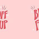 Bra Off, Feet Up von LittleGemStudio