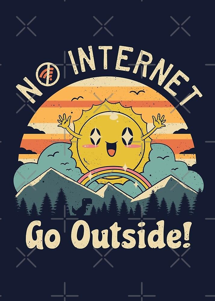 No Internet Vibes! by vincenttrinidad