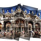 Basilica Cattedrale Patriachale di San Marco by andreisky
