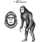 British Bigfoot - The Boxhill Ape by BEASTSOFBRITAIN