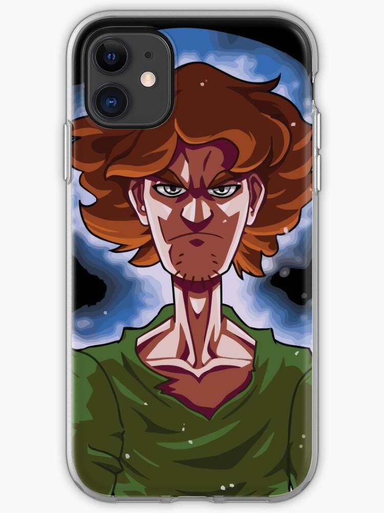 Shaggy Ultra Instinct Meme Iphone Case Cover By Edgeshirt Redbubble