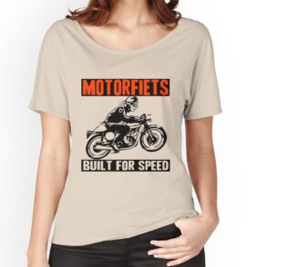 Quot Motorfiets Quot T Shirts Amp Hoodies By Impactees Redbubble