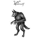 The Dogman or Werewolf by BEASTSOFBRITAIN
