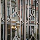 Claridges London, Ballroom Entrance by Ian Reeley