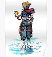 Sora KH3 Poster