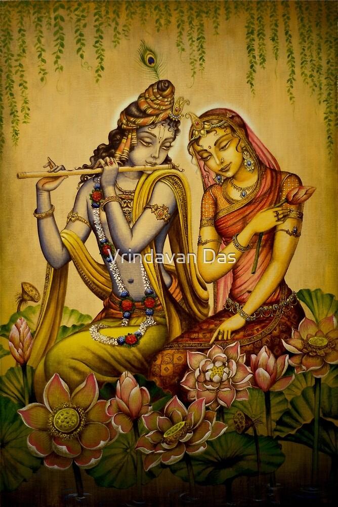 The nectar of Krishnas flute by Vrindavan Das