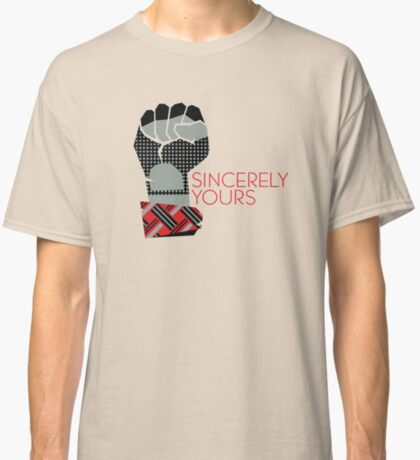 Sincerely Yours, The Breakfast Club Classic T-Shirt
