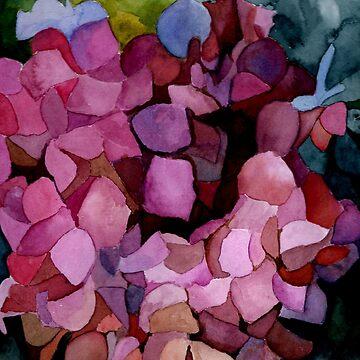 Hydrangea - Pink by EMJAYHeiss