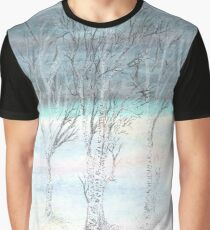 Under Northern Skies Graphic T-Shirt